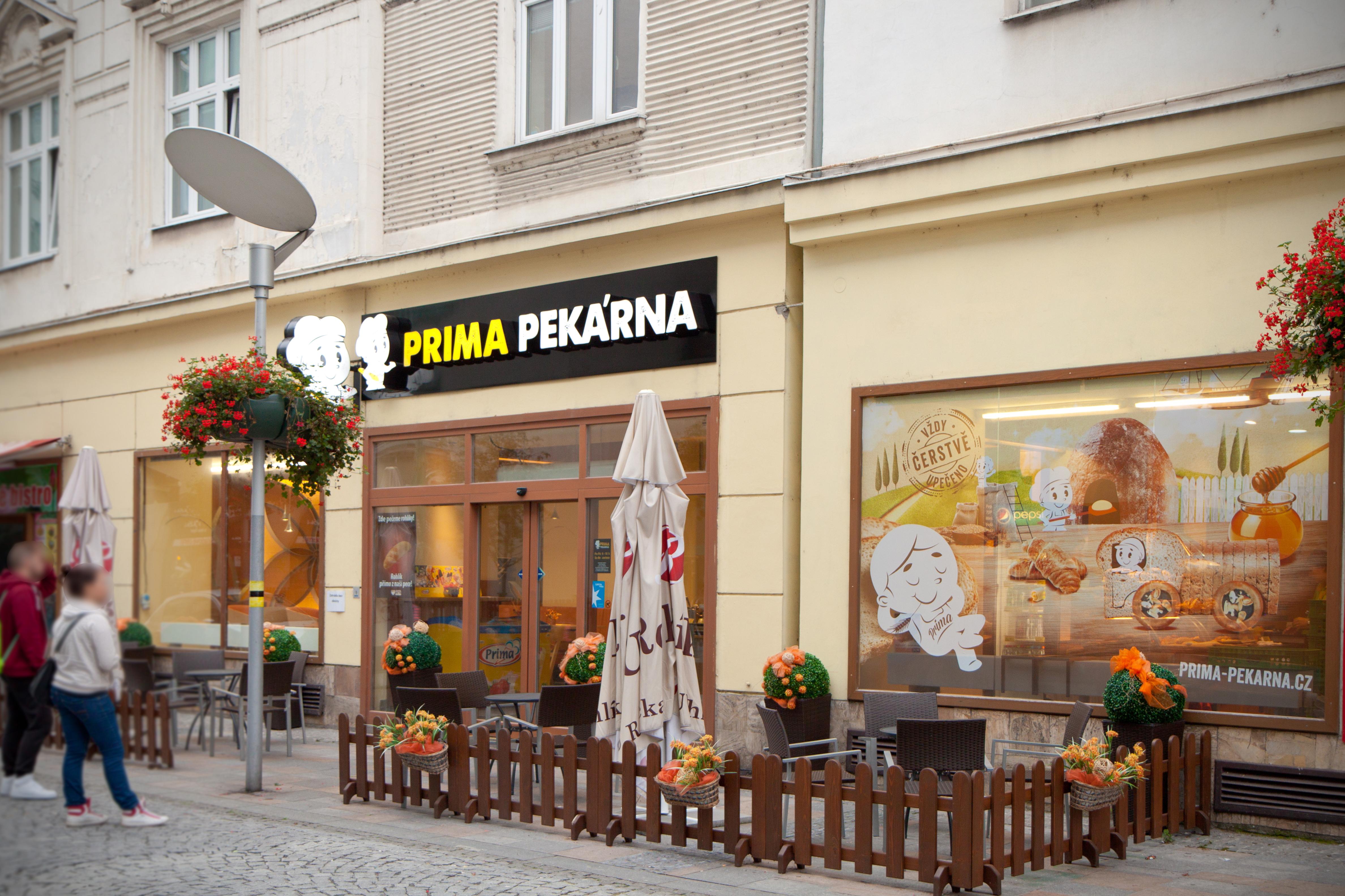 Prima Pekárna Ostrava